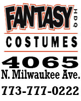 Fantasy Costumes in Chicago