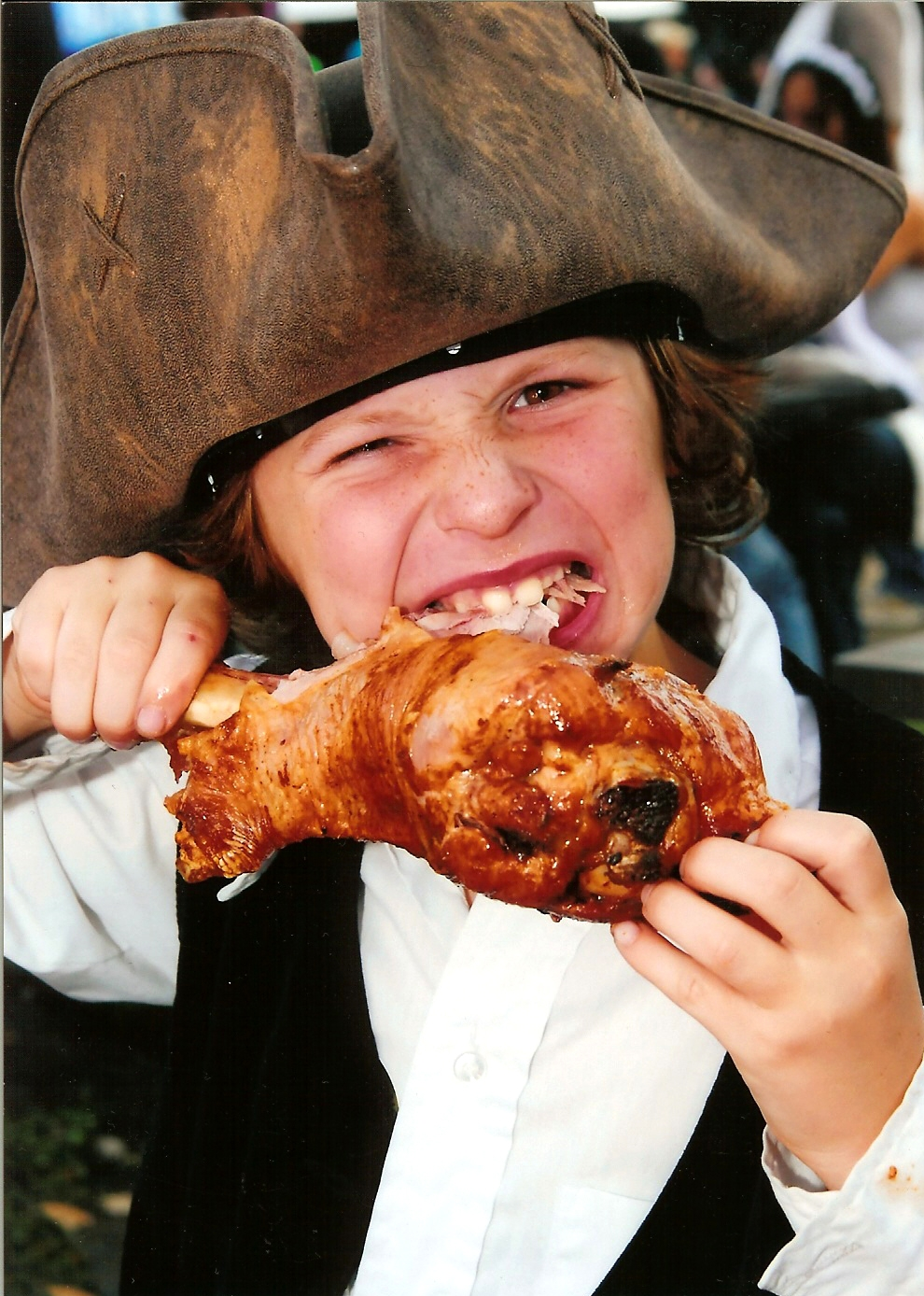 Shiver me tudors pirates of the renaissance around the for What do people eat on thanksgiving