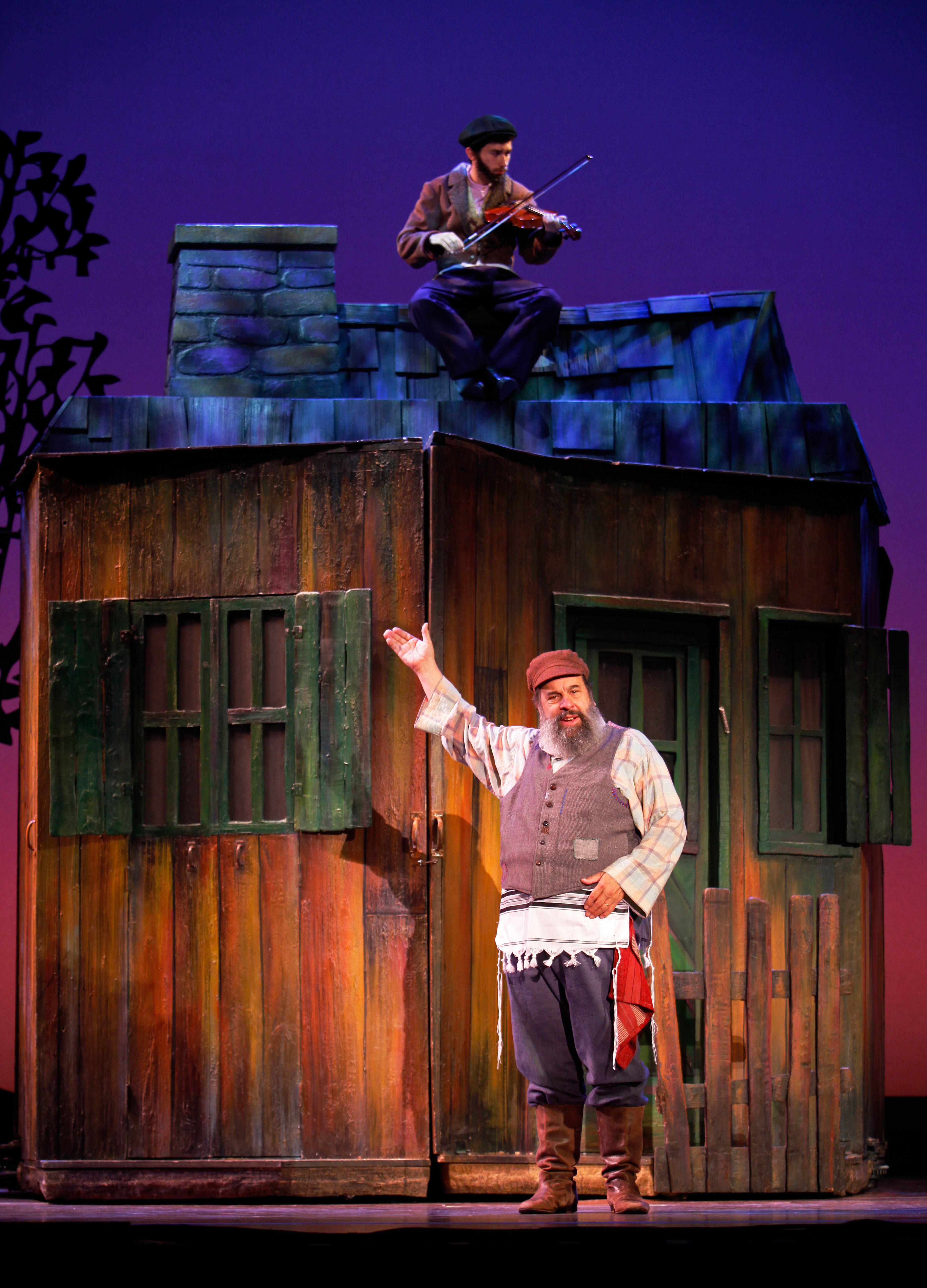Fiddler On The Roof Review By Jeff Brody Around The