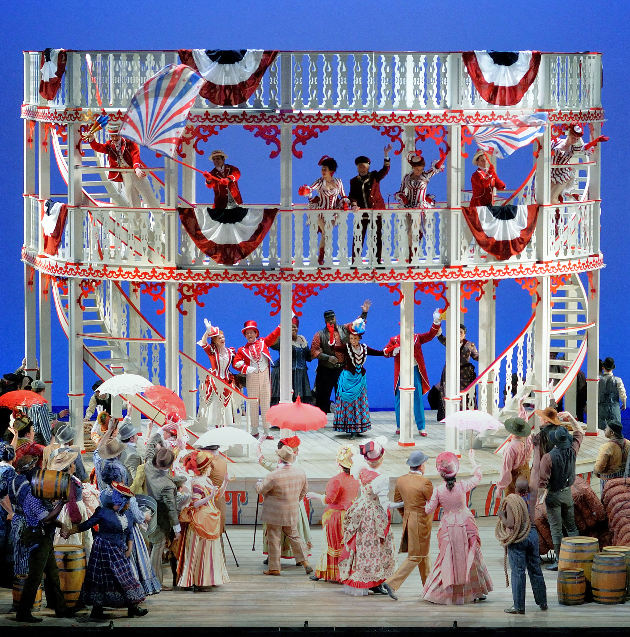 showboat production critique Crucible theatre: showboat production - see 621 traveller reviews, 83 candid photos, and great deals for sheffield, uk, at tripadvisor.
