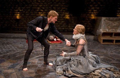 how hamlet treats gertrude Hamlet's treatment of ophelia and gertrude modern folklore suggests women  look at a man's relationship with his mother to predict how they will treat other.