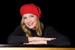 Mona Red Beret