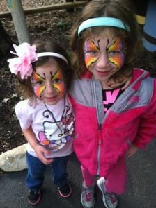girls santasvillage