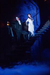 THE PHANTOM OF THE OPERA 5 - Cooper Grodin and Julia Udine - photo by Matthew Murphy-6601