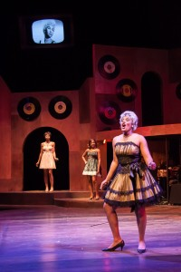 Alanna Taylor as Etta James