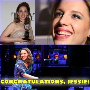 congrats Jessie