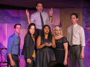 """The Second City Etc's performance of """"Apes of Wrath"""""""