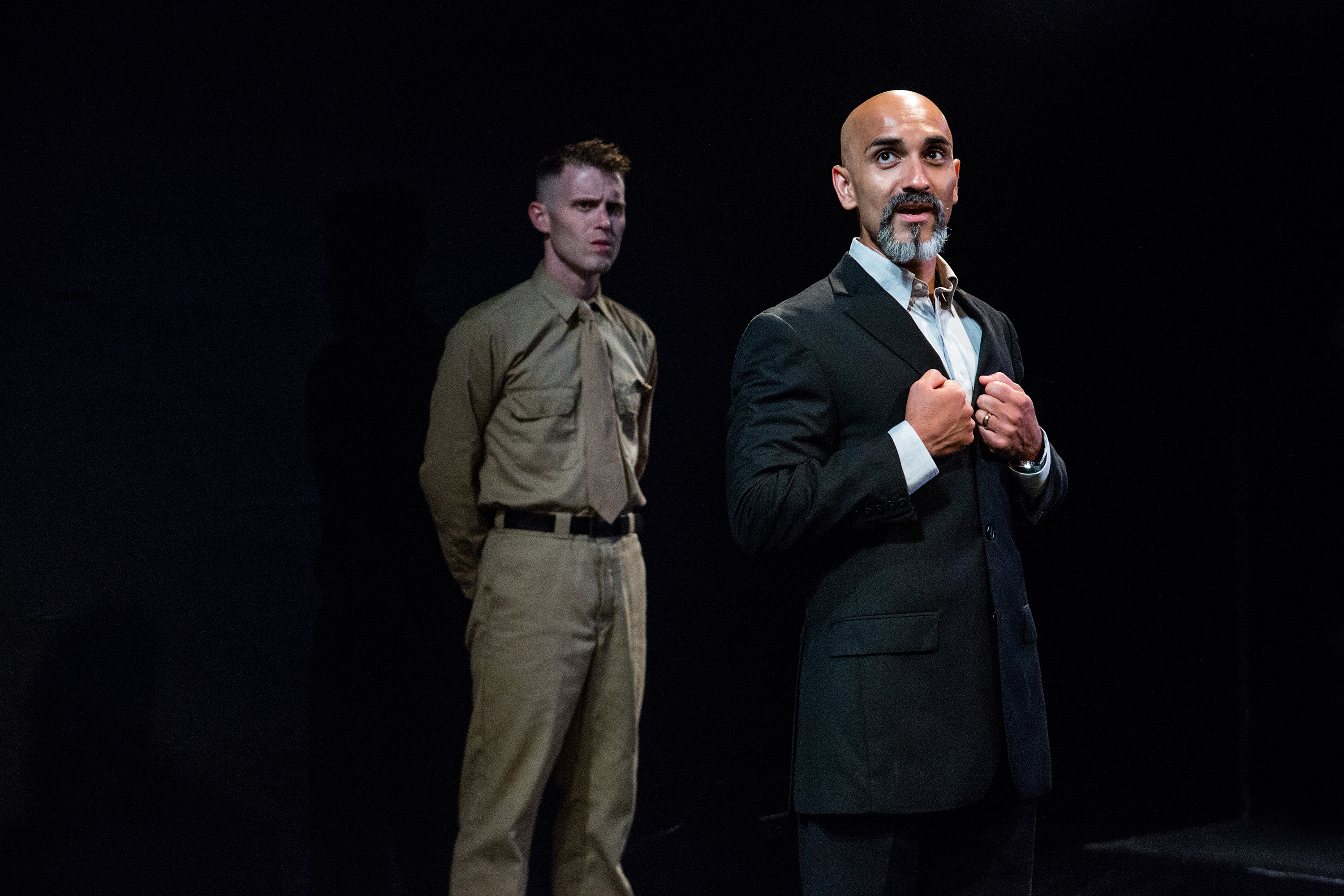 othello and the colour prejudice Introduction welcome to the teachers' notes and resource pack for othello,   engaging thriller and a masterful depiction of a world where racism and prejudice  is allowed to  ask the audience member to colour-code the speech as their.