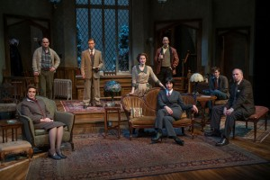 cast of The Mousetrap