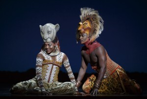Lion King Tour