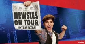 NEWSIES-on-tour-POSTER