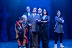 The Addams Family, Mercury Theater Chicago