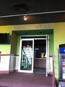 donny's skybox
