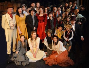 Oliver Cast - Photo by North Shore Camera Club
