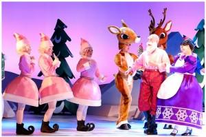Rudolph&Santa