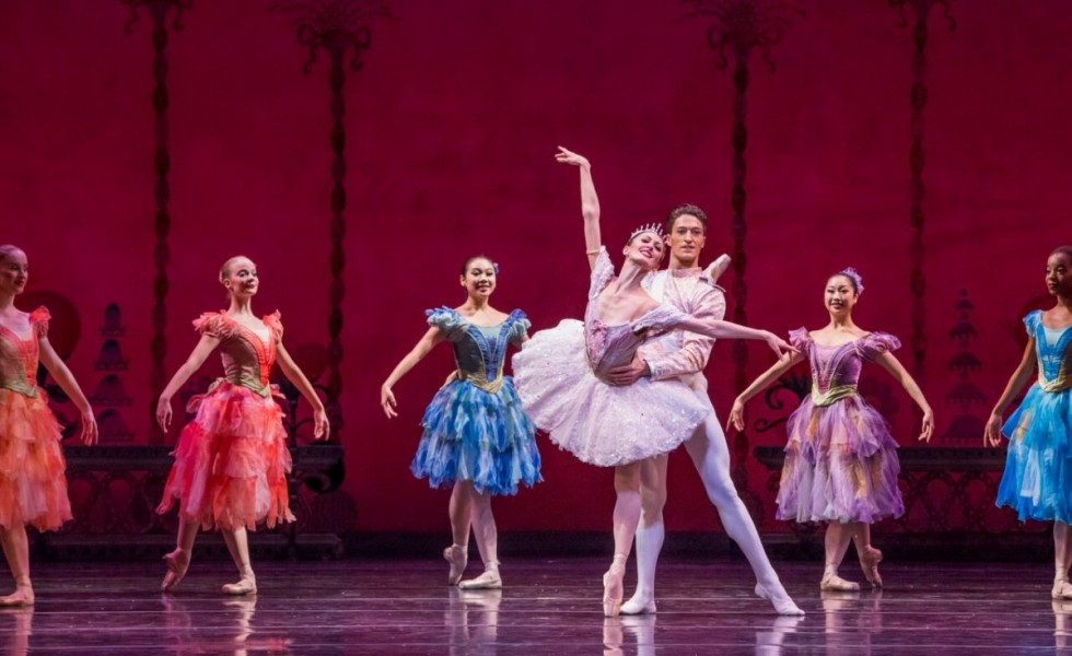 Joffrey nutcracker chicago 2015