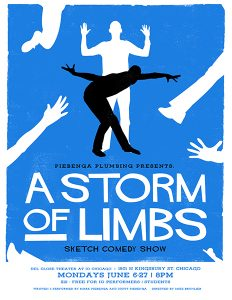 storm of limbs