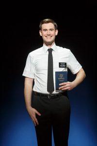 Ryan Bondy - The Book of Mormon (c) Joan Marcus 2016