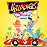 """Helldrivers of Daytona"""" 