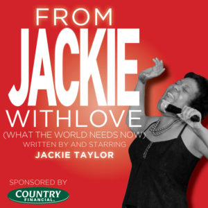 jackie with love