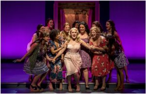 Legally Blonde Reviewed By Carol Moore  Around The Town Chicago  Legally Blonde Reviewed By Carol Moore