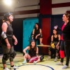 """For the Love of (or, the Roller Derby Play)"" reviewed by Carol Moore"