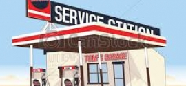 The Corner Auto Service Station- Is It Only a Memory?